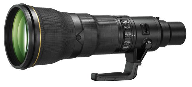 Nikon F-Mount 800mm super-telephoto lens