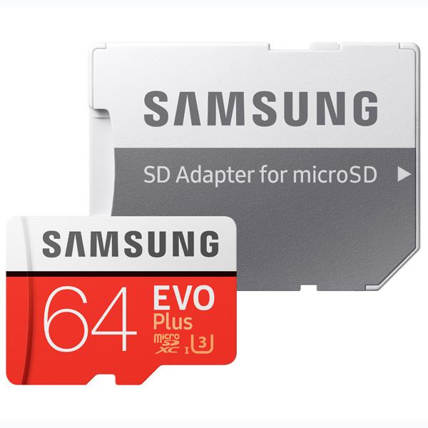 Samsung 64GB card