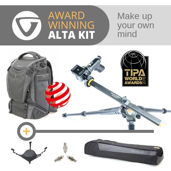 Vanguard Alta kit