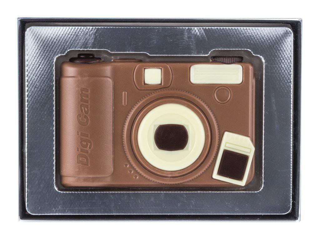 Chocolate camera