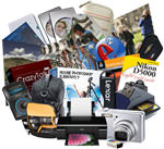Win over £1,400 of photographic goodies