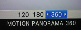 Panoramic Options