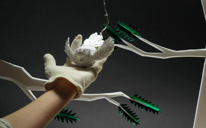 EIZO Christmas animation set