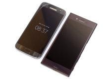 Samsung Galaxy S7 Sony Xperia XZ
