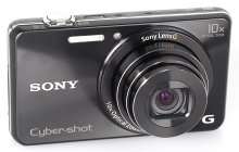 Sony Cyber Shot WX220 Black (3)