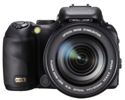 FinePix S200EXR Digital Compact Camera