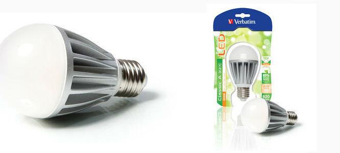 LED Classic A lamp