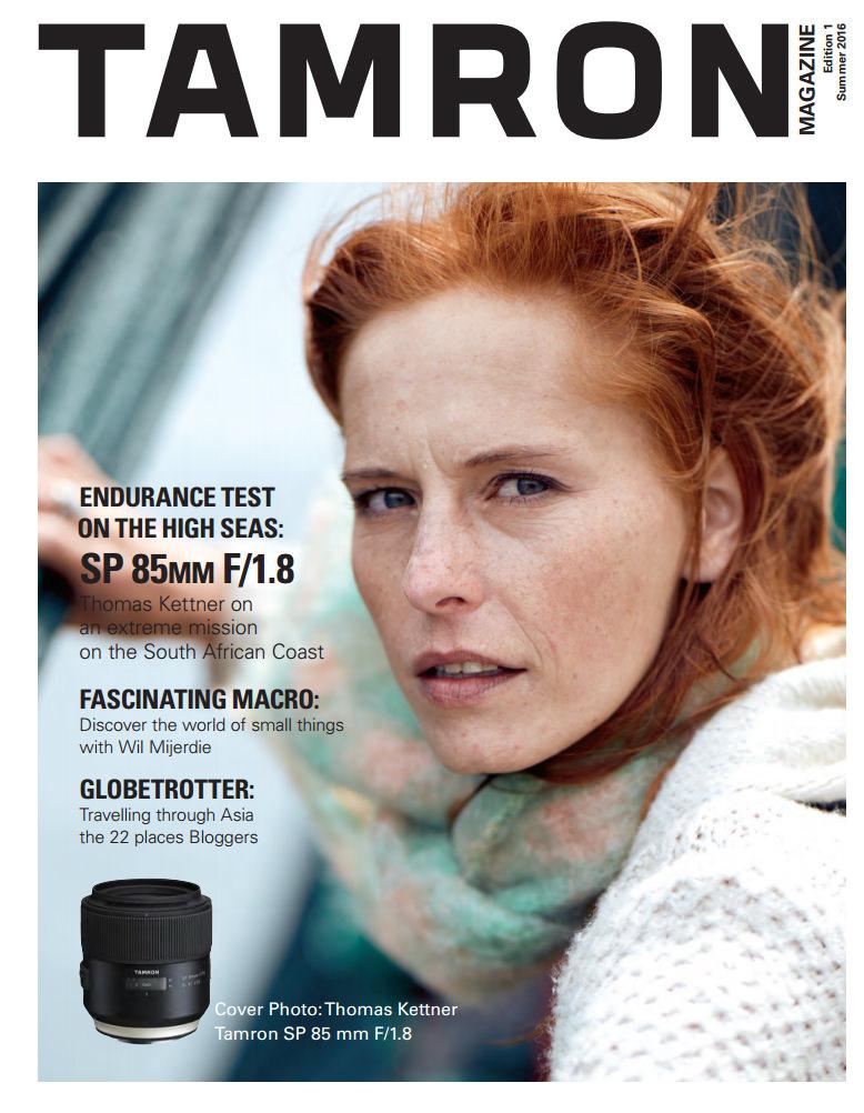 Tamron Magazine