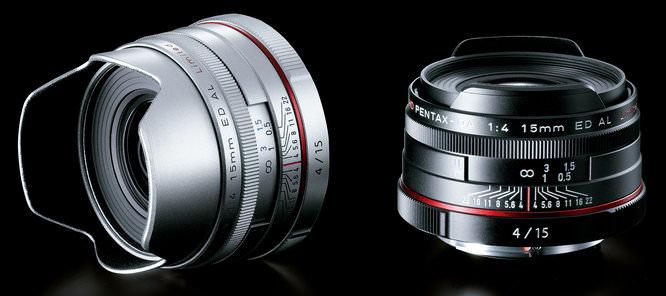 HD PENTAX-DA 15mm F4ED AL Limited