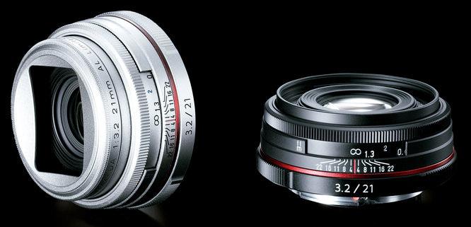 HD PENTAX-DA 21mm F3.2AL Limited