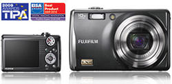 Fujifilm competition with ePHOTOzine. Fujifilm F70 camera