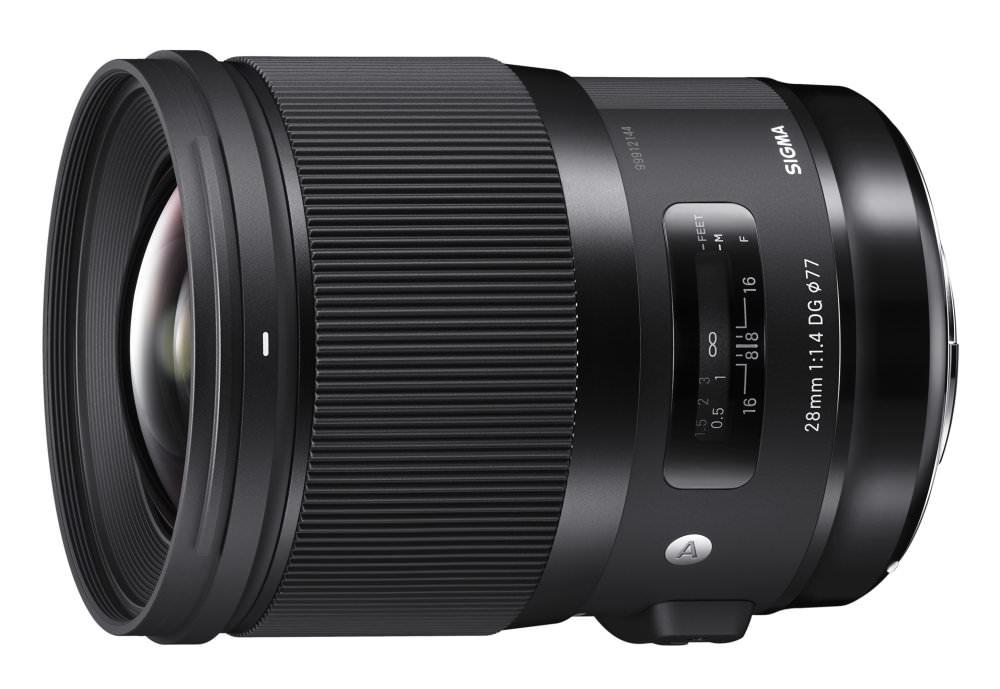 28mm f/1.4 DG HSM | A