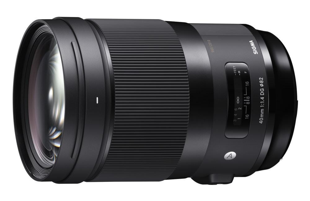 40mm f/1.4 DG HSM | A