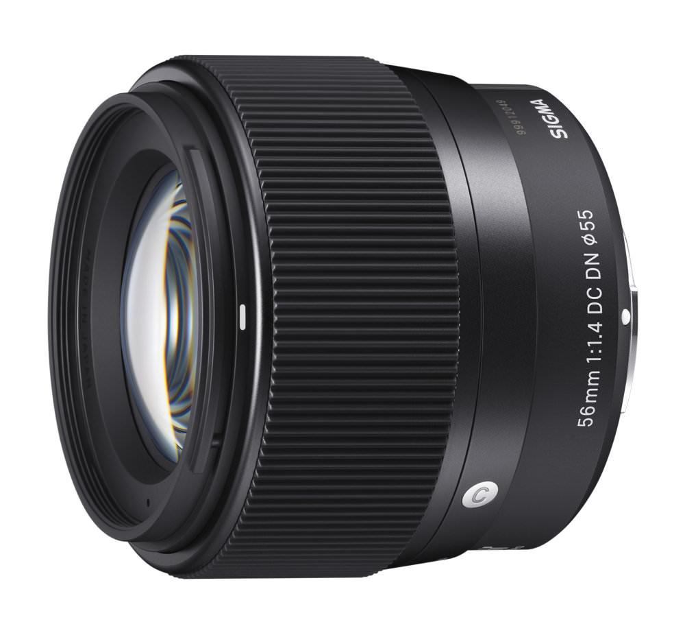 56mm f/1.4 DC DN | C