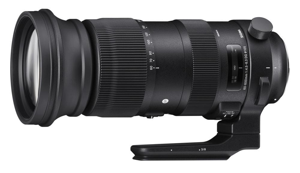 60-600mm f/4.5-6.3 DG OS HSM | S