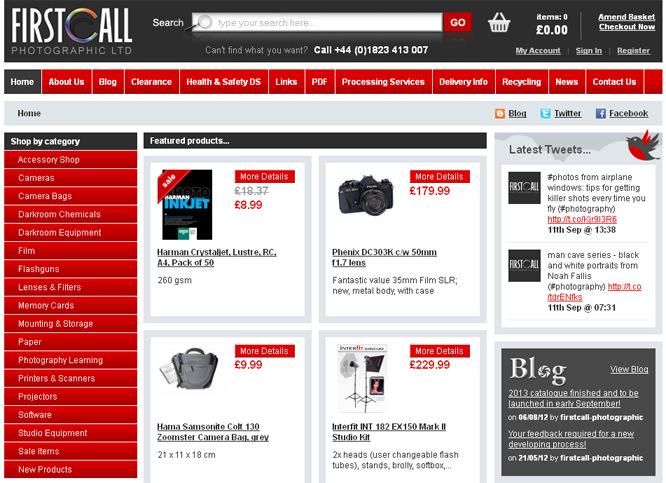firstcall website
