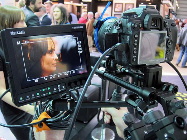 Nikon at Focus on Imaging 2011