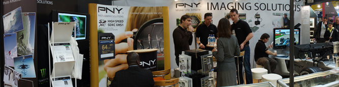 PNY Stand