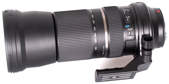 Tamron SP 150 600mm F5 6 3 Di VC USD (8)