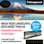Thumbnail : Fotospeed Panoramic Test Packs Extra 20% Off