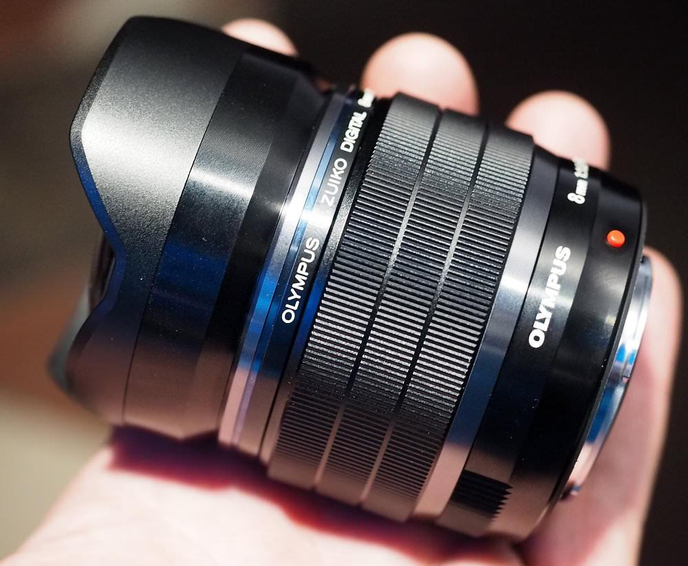 Olympus 8mm Fisheye PRO (1)