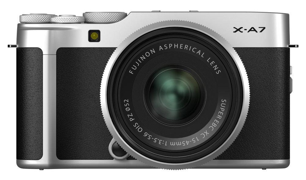 X A7 Front Lens