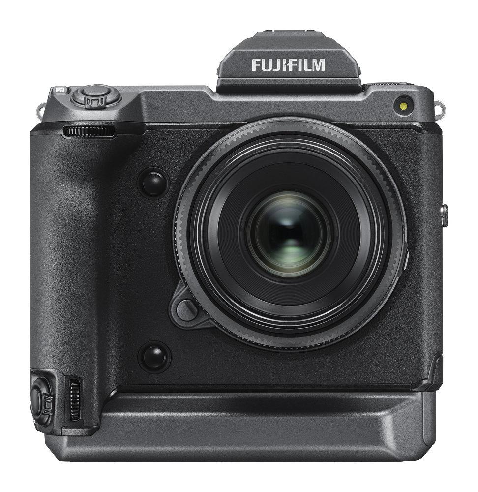 GFX 100 Front+EVF+GF63mm