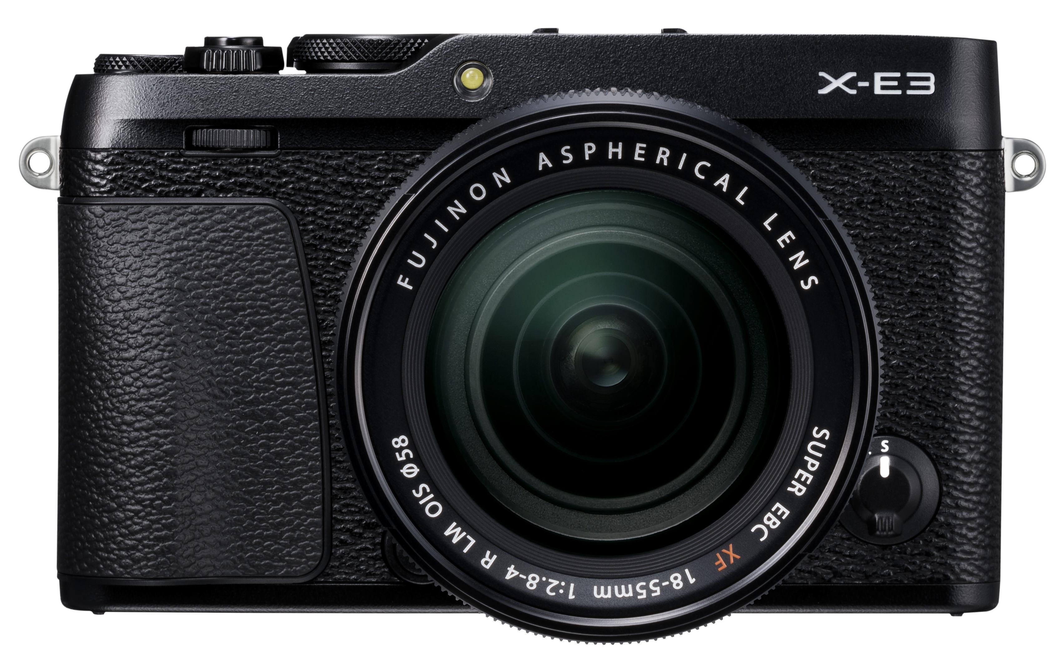 Fujifilm X-E3 Rangefinder Mirrorless Compact Camera Announced