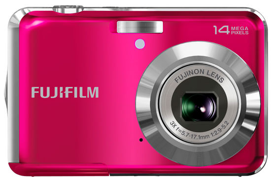 Fujifilm new A series camera