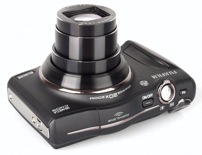 Fujifilm Finepix F800exr Black (10)