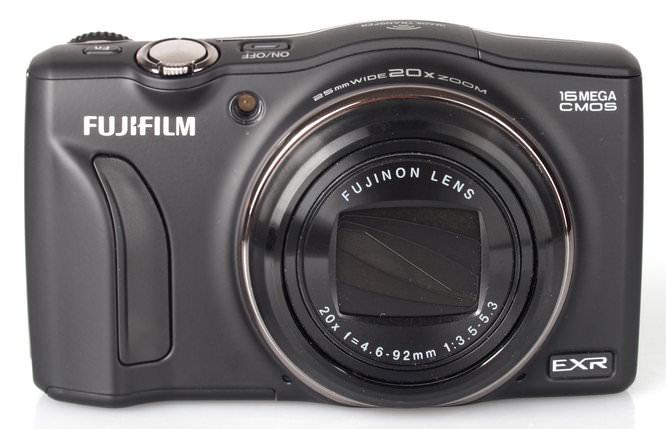 Fujifilm Finepix F800exr Black (4)