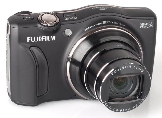 Fujifilm Finepix F800exr Black (5)