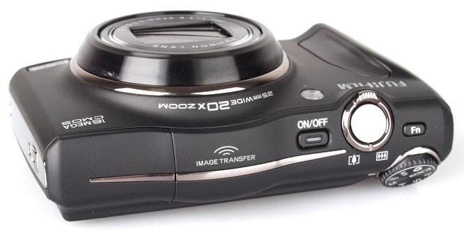 Fujifilm Finepix F800exr Black (7)