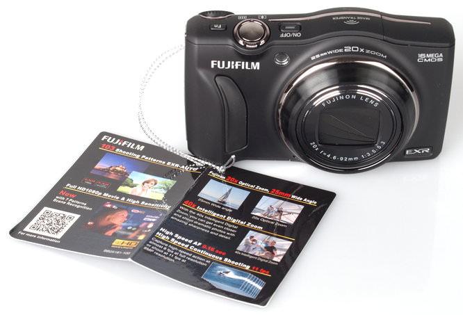 Fujifilm Finepix F800exr Black (1)