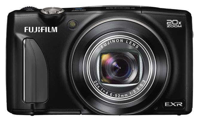F900EXR Black Front