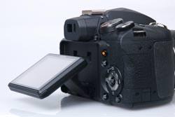 Fujifilm FinePix HS10 screen