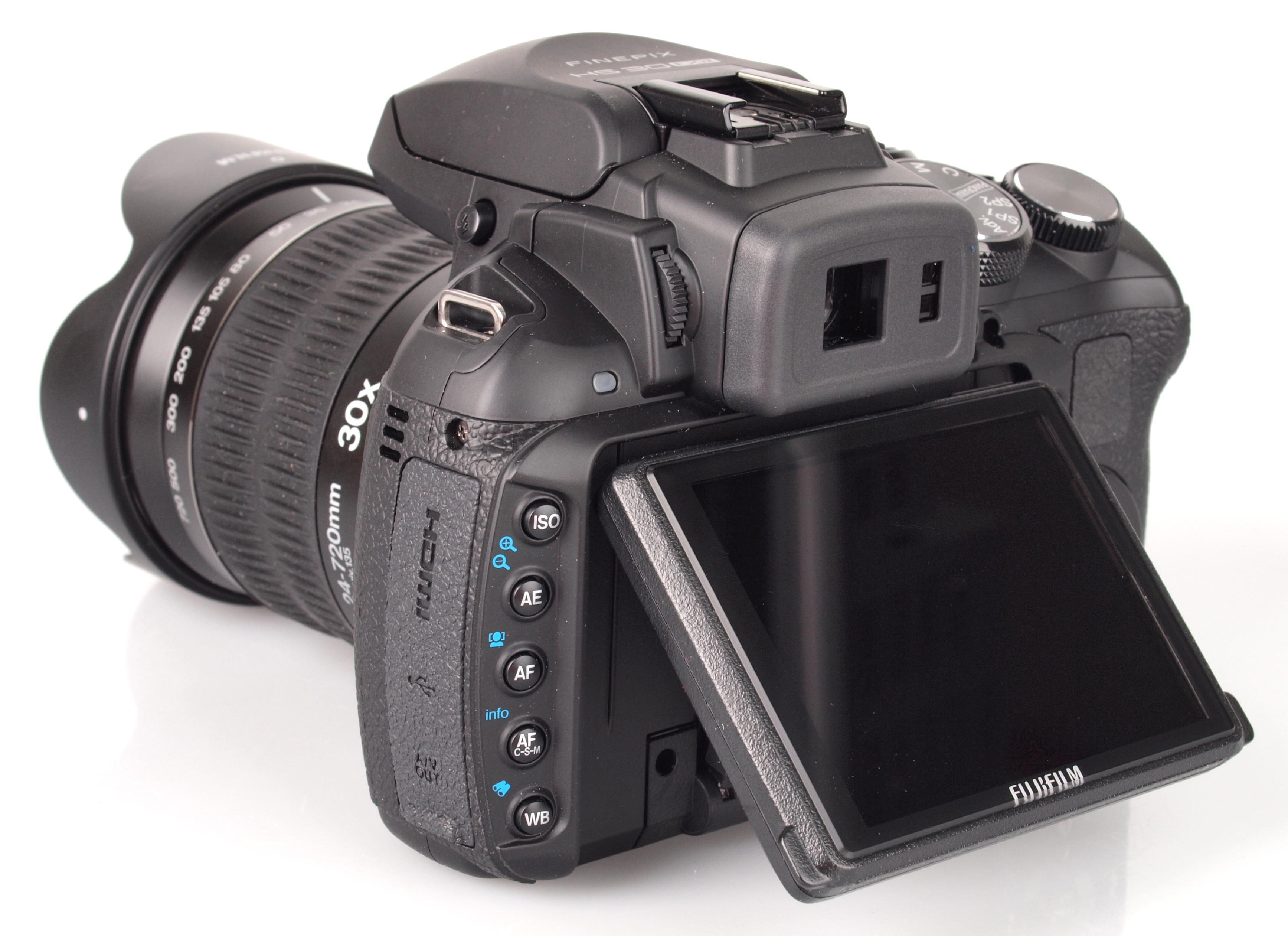 fujifilm finepix hs30exr bridge camera review rh ephotozine com Fuji FinePix HS25EXR Digital Cameras Accessories Fuji FinePix HS25EXR Digital Cameras Accessories