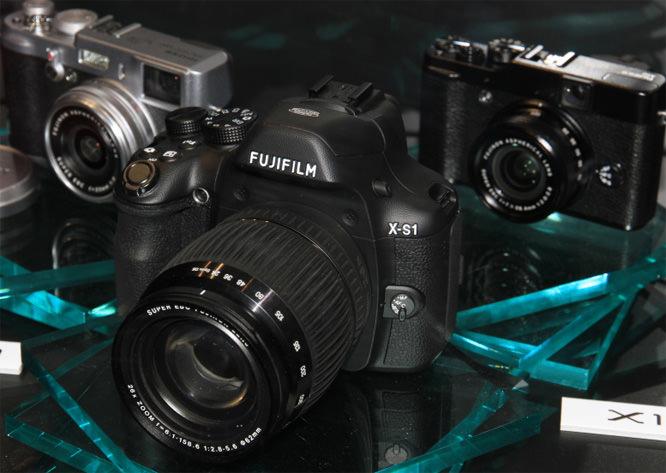 Fujifilm XS1 Prototype - DCWatch