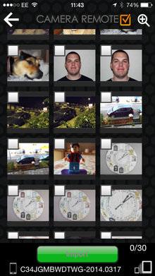 Fujifilm Finepix S1 App Screenshot 4