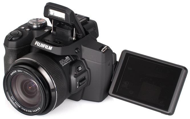 Fujifilm FinePix S1 Bridge Camera (5)