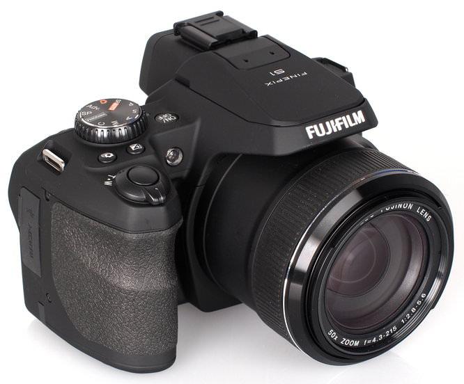 Fujifilm FinePix S1 Bridge Camera (8)