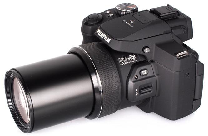 Fujifilm FinePix S1 Bridge Camera (7)