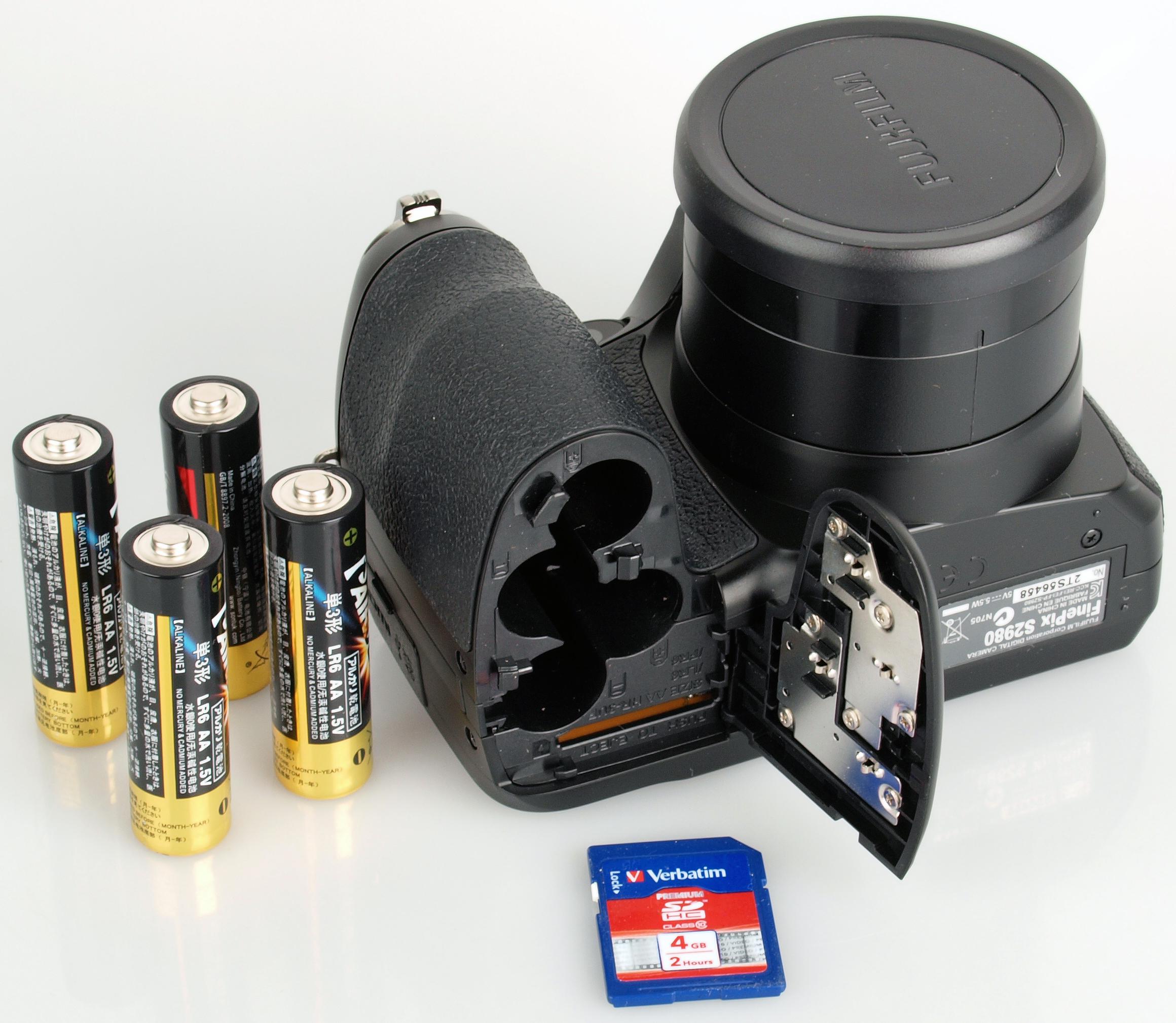Fujifilm FinePix S2980 Camera Driver Windows 7