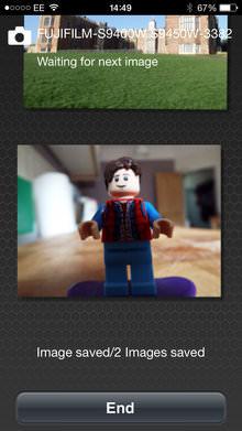 Fujifilm Finepix S9400w App Screenshot 2