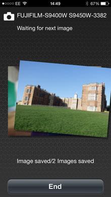Fujifilm Finepix S9400w App Screenshot 3