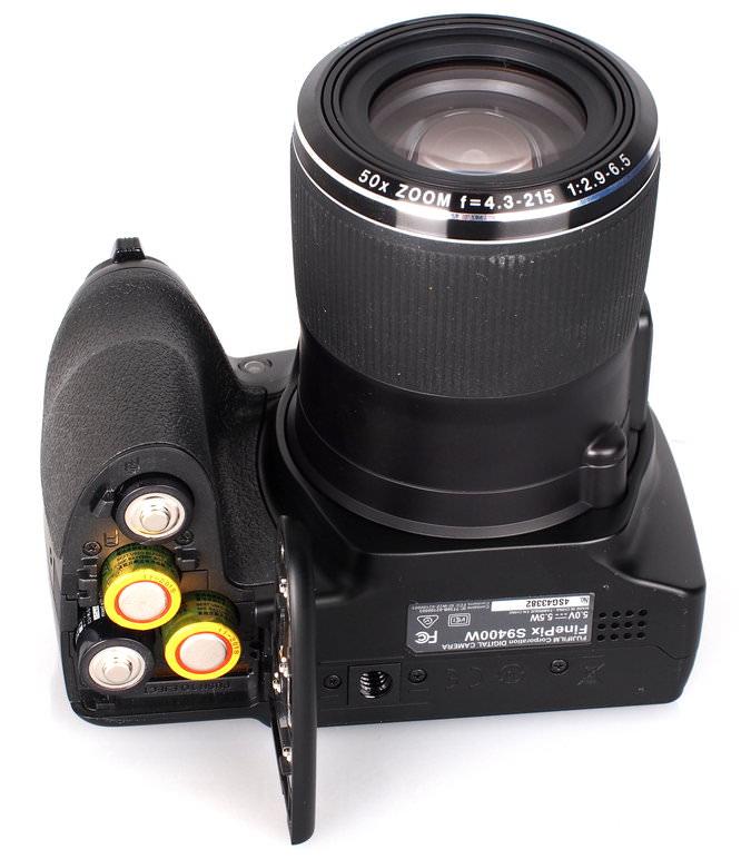 Fujifilm FinePix S9400W Black (1)