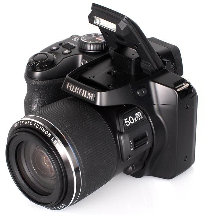 Fujifilm FinePix S9400W Black (4)