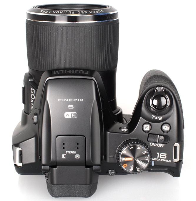 Fujifilm FinePix S9400W Black (7)