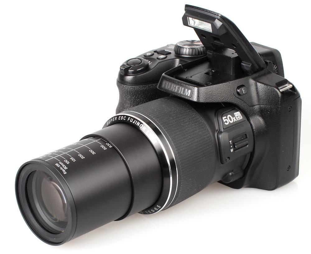 Fujifilm FinePix S9900W Black (4)