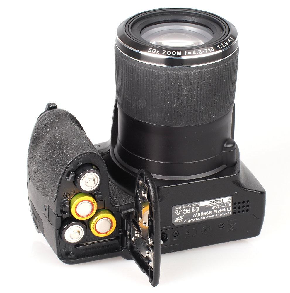 Fujifilm FinePix S9900W Black (8)